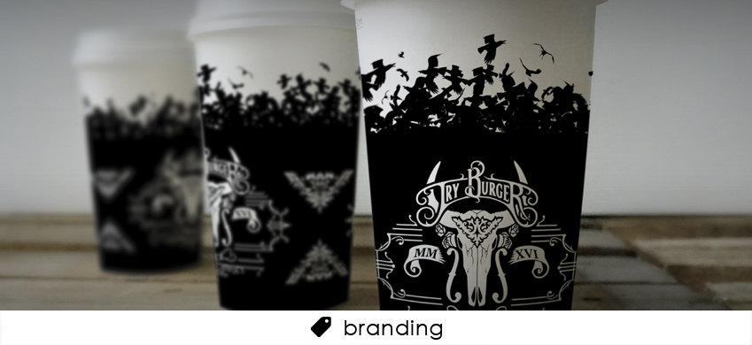 2 ink drawing branding design idantity theoretical part